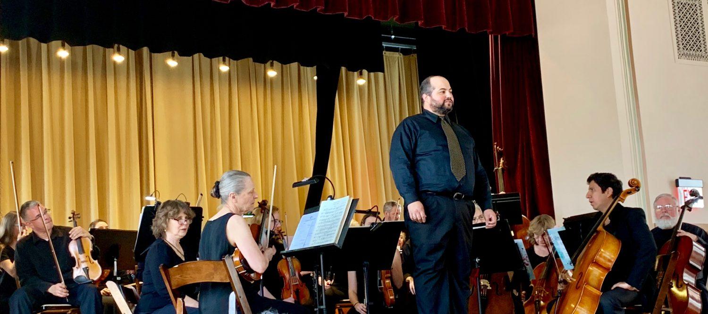 Charles Washington Symphony Orchestra